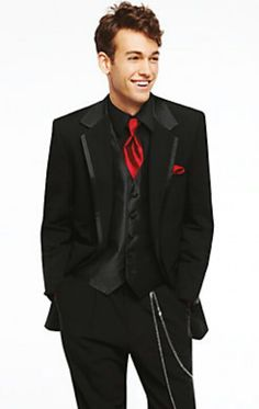 Tux ideas for your ideal date
