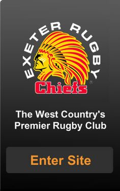 Exeter Chiefs - Home of Exeter's Premier Rugby Club at Sandy Park Exeter Chiefs, Rugby Club, Devon