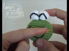 Frog   Lanas y Ovillos