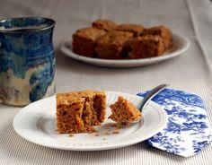 Gluten-free breakfast carrot cake