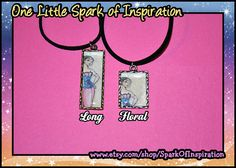 Disney Designer Princess Necklace - Mulan