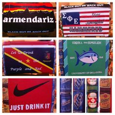 cute ideas for coolers