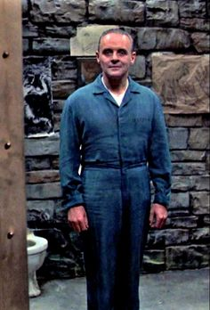 Anthony Hopkins - Hannibal Lecter [TheSilence of the Lambs - 1991][Hannibal - 2001][Red Dragon - 2002]