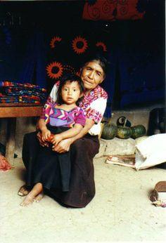 "En las faldas de mi abuela, ""Chiapas"""