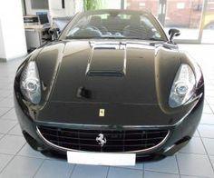 Pre-Owned, Autofficina, Ferrari,California, 2010, Nero