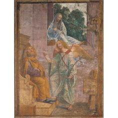 Dream Of St Joseph Canvas Art - (18 x 24)