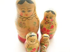 Muñeca Rusa - Matrioska -