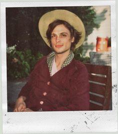 90183b17fafb  Kate Mincy what a cutie Matthew Gray Gubler