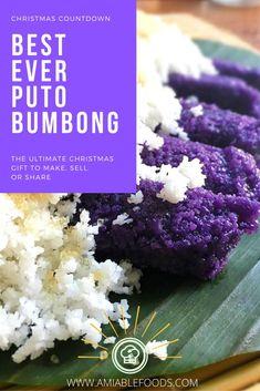 Filipino Dishes, Filipino Desserts, Filipino Food, Filipino Recipes, Asian Recipes, Ube Recipes, Baking Recipes, Dessert Recipes, Pinoy Dessert