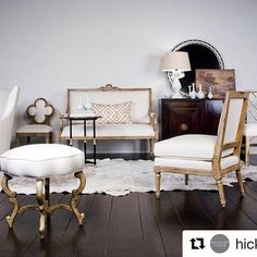 Always a favorite photo of mine! #suzannekaslercollection #hickorychair #Repost @hickorychair with @repostapp  ・・・  Elegant + livable. @suzannekasler for #HickoryChair - style distinguished by an authentic, timeless spirit. #BenchMade #Luxury #InteriorDesign #Personalize