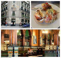 ¿Os apetecen unos exquisitos y variados pinchos? Si estás por #Bilbao, tienes una parada obligada en el @Chloe Allen FraseréIruña, considerado como parte indisociable del patrimonio de la ciudad. Visítalo y endúlzate la tarde con #AnísdelMono. #RestaurantesConAnís