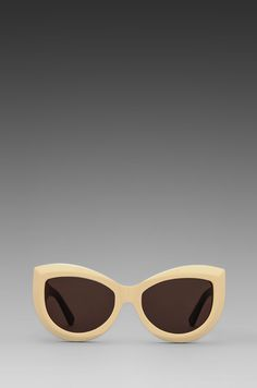 Wildfox The Kitten Sunglasses