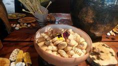 Panes de kiwicha, quinua y huaro!
