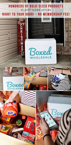 Bulk wholesale shopp