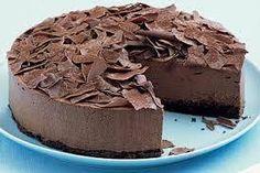 Ssjokolademousse kake - sukkerfri