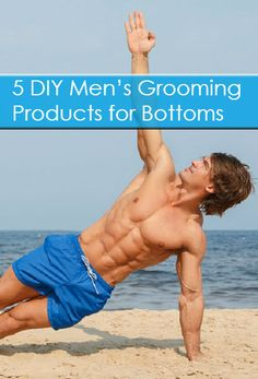 Last week we shared grooming products for tops to save money. This week we share grooming products for bottoms. Your bottom half, that is.