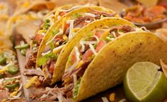 In honour of the totally awesome The LEGO Movie, we're posting this super tasty recipe for Taco Tuesday! It's heaps easy, heaps delicious, and heaps awesome! Mexican Food Recipes, New Recipes, Vegetarian Recipes, Ethnic Recipes, Taco Spot, Taco Tuesday, Chipotle, Delish, Healthy Lifestyle