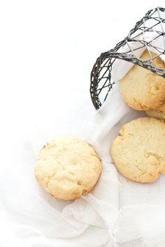 Biscotti Cocco e Cioccolato Bianco