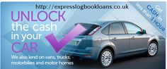 the concept of logbook loans is very simple. If you want to take out a loan on your car, you don't have to go without your precious wheels