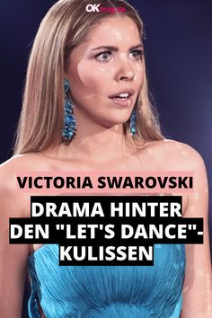 """2016 ertanzte sich Victoria Swarovski zusammen mit Erich Klann den Sieg bei """"Let's Dance"""". Nun sprach der Profi in seinem eigenen Podcast """"Tanz oder gar nicht"""" zum ersten Mal über einen Streit mit der Kristall-Erbin, der sich hinter den Kulissen abgespielt haben soll … #letsdance #victoriaswarovski #rtl #okmag Erich Klann, Swarovski, Victoria, Lets Dance, Drama, Let It Be, People, Backdrops, Dramas"""