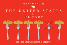 Did you know that hunger is a reality for 1 in 6 Americans?    Learn more TODAY - #WorldFoodDay 2012 at: http://www.takepart.com/photos/united-states-hungry