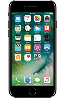 Apple® iPhone® 7 256GB in Jet Black, Jet Black