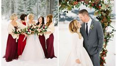 ΧΡΙΣΤΟΥΓΕΝΝΙΑΤΙΚΟΣ ΓΑΜΟΣ ΙΔΕΕΣ ΓΙΑ ΤΟΝ ΓΑΜΟ ΤΗΣ ΧΡΟΝΙΑΣ. Bridesmaid Dresses, Wedding Dresses, Fashion, Bridesmade Dresses, Bride Dresses, Moda, Bridal Gowns, Fashion Styles, Weeding Dresses