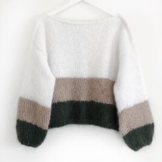 Vogue Knitting, Hoodies, Sweatshirts, Pullover, Sweaters, Pattern, Outfits, Knits, Design