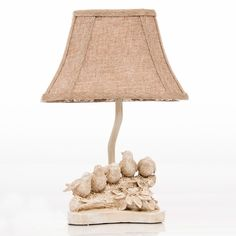 Glenna Jean Florence Birds On A Branch Lamp FREE SHIPPING
