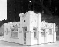 White Castle Hamburgers- Chicago