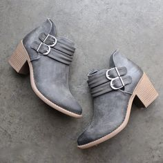 rascal western inspired booties - shophearts - 1