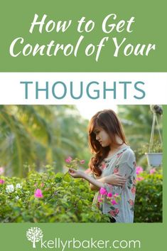 Imagine going through your day having a much greater peace of mind because you know how to deal with your thoughts. In this post I\'m going to show you how according to the Word of God along with some practical application. #thrive #thoughtlife #thoughts #mind #spiritualgrowth #biblicaltruths
