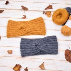 Beautiful, chunky and wonderfully warm headband. The handband is crochetet with one thread Alpaca Silk and one thread Kid Silk. The rib pattern gives it a great fit and also makes it extra soft and chunky. Crochet Gratis, Knit Or Crochet, Crochet Hooks, Free Crochet, Crochet Bikini, Knitting Patterns Free, Hand Knitting, Free Pattern, Crochet Patterns