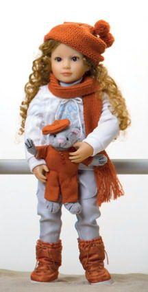 Madame Alexander Tara by Sonja Hartmann 18 inch Doll