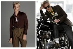 GQ China makes a strong case for neckwear with its May 2016 issue. Stylist Jacky Tam outfits model Oliver Stummvoll for an inspiring style shoot. Gravitating towards a selection of scarves and handkerchiefs for the season, Tam fashions amazing neckwear. Embracing an effortlessly cool attitude, Oliver is photographed by Alvaro Beamud Cortes. The platinum blond... [Read More]