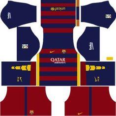 97f116a0da9 Dream League Soccer Kits Barcelona 2015/2016 with Logo URL