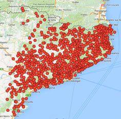 El 82% dels ajuntaments catalans donen suport a la consulta - elsingular.cat, 24/09/2014. A les portes que el president de la Generalitat, Artur Mas, convoqui la consulta del 9 de novembre, la xifra d'ajuntaments que hi donen suport ha ascendit a 782, el 82% del total. Aquests consistoris ja han celebrat o han confirmat la seva intenció de celebrar plens extraordinaris per aprovar la moció que proposa donar suport a la convocatòria del 9N en virtut de la Llei de Consultes.
