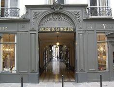 Galerie de la Madeleine, Paris, 8°.