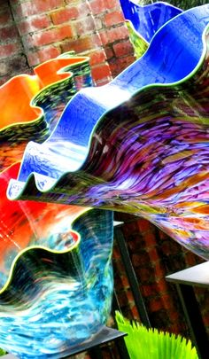 """Dale Chihuly """"Glass in the Garden"""" Exhibition (part 2), Create Every Day"""