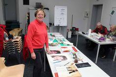 Portraitmalerei in Aquarell | Mit recht stolz auf das Geschafte im Portraitkurs (c) Frank Koebsch