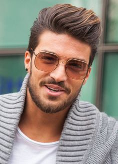 Superb Comb Over Hairstyles Trends 2017 for Men