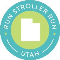 Stroller friendly races in Utah #strollerrrunner #stroller #running #utah