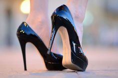 7ef0509834d a girl can never have too many pairs of black heels Stilettos