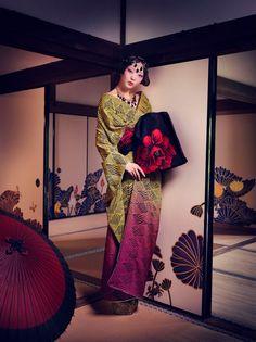Stunning Kimono photo shoot