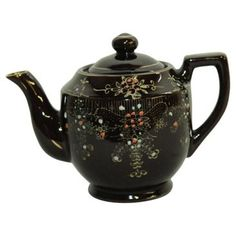Check out this item at One Kings Lane! Japanese Lusterware Teapot