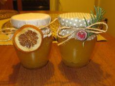 Vánoční marmelády - pomerančová a ananasová