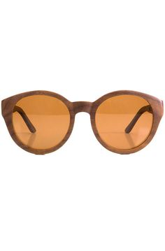 da77f3a59db Woodzee Naomi - Wooden Sunglasses - Oversized Sunglasses - Round Sunglasses  Oversized Round Sunglasses