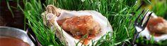 Fried Oysters Ernie: Signature Menu Items - Don Strange of Texas Inc.