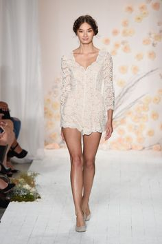 I Died And Went To Lace And Velvet Heaven At The LC Lauren Conrad NYFW Runway Presentation