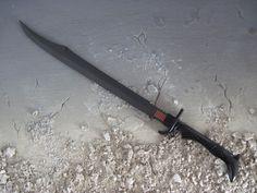 G.I. Joe Snake Eyes Commando Long Ninja Sword